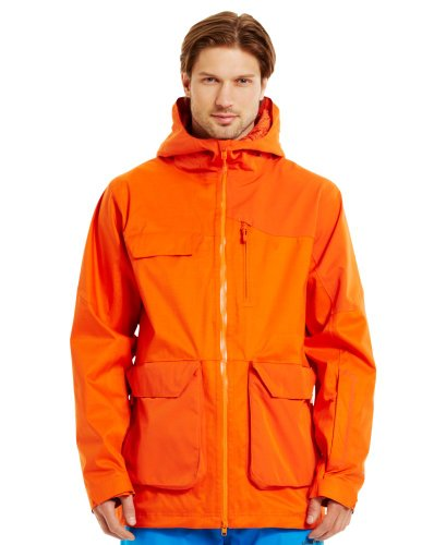 Under Armour ColdGear Infrared Ghost Shell chamarra grande FLUX para hombre