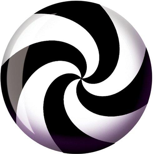 12 lbs, Bowling Ball Spiral Viz-a-Ball Spiral