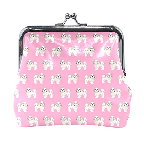 Chica Shih Tzu Cute Pink Shih Tzu Perro Abrigo Dulce Perros Mascota...
