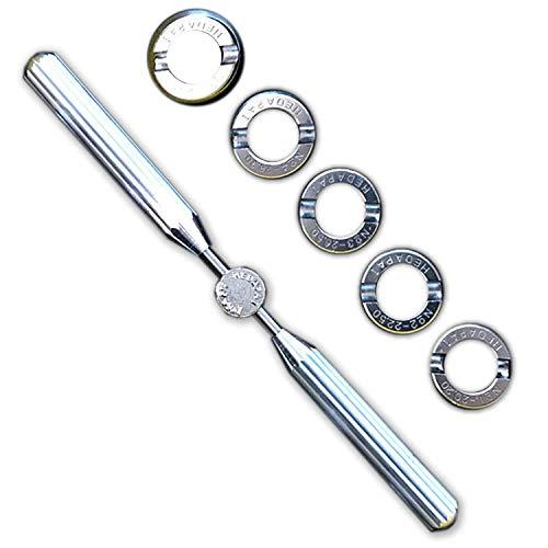 [シャンディニー] ロレックス オープナー 腕時計 工具 セット 6点 電池交換 裏蓋 側開け ツール