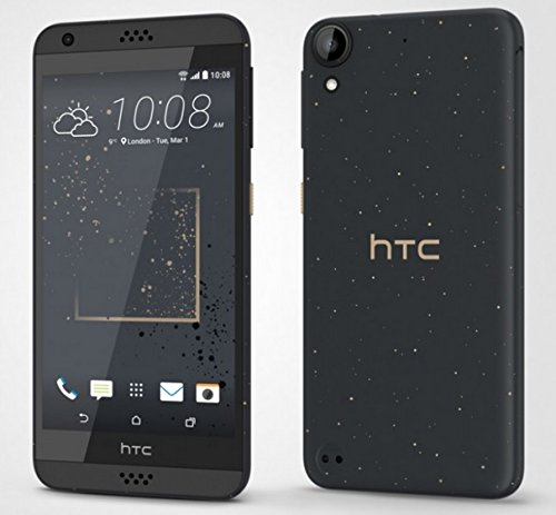 HTC Desire 630 Dual Sim 4G LTE 16GB with 2GB Ram - Golden Graphite