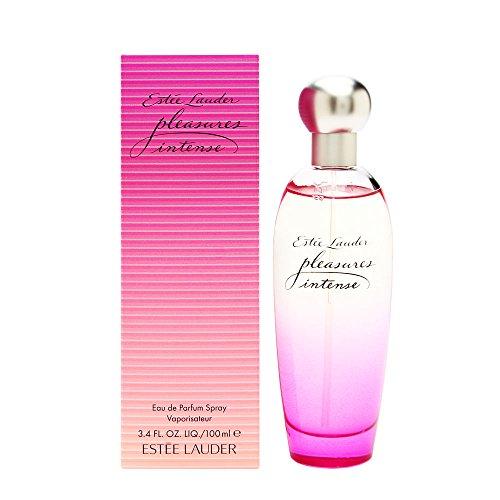 Pleasures Intense by Estee Lauder Eau De Parfum Spray 3.4 oz -100% Authentic