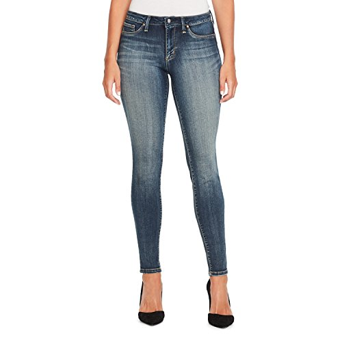 Jessica Simpson Women's Kiss Me Skinny Jeans, Wright, 28