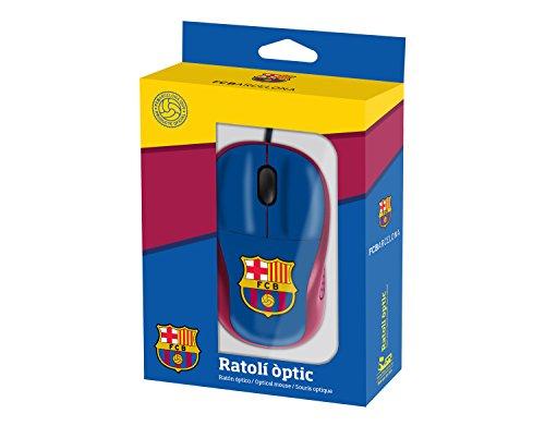 Subsonic - Ratón Óptico Licencia Oficial FC Barcelona (PC)