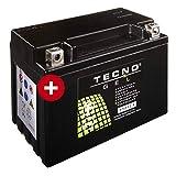 Tecno YTZ12S - Batería de gel XP 530 A Tmax ABS 2012-2016