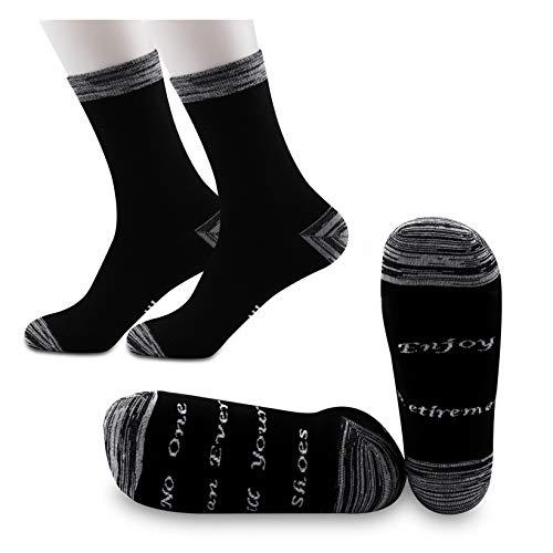 pyoul 2 pairs retirement socks