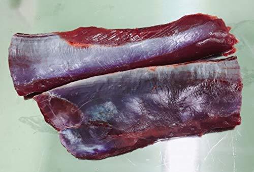 鹿肉 ロース 並 ブロック 500g×3P 泰阜村ジビエ加工組合 南信州産 シカ肉 きめ細かく柔らかな肉質 ステーキや焼肉等に