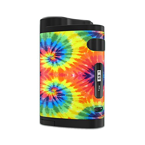 MightySkins Skin Compatible with Eleaf iStick Pico Dual – Tie Dye 2 | Protective, Durable, and Unique Vinyl Decal wrap Cover | Easy to Apply, Remove, and Change Styles | Made in The USA