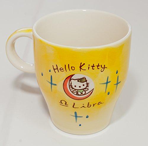 Hello Kitty Birthday Mug ハローキティ バースディマグ 誕生日 マグカップ コップ 天秤座 てんびん座 Libra 10/14 10月14日 October 14th