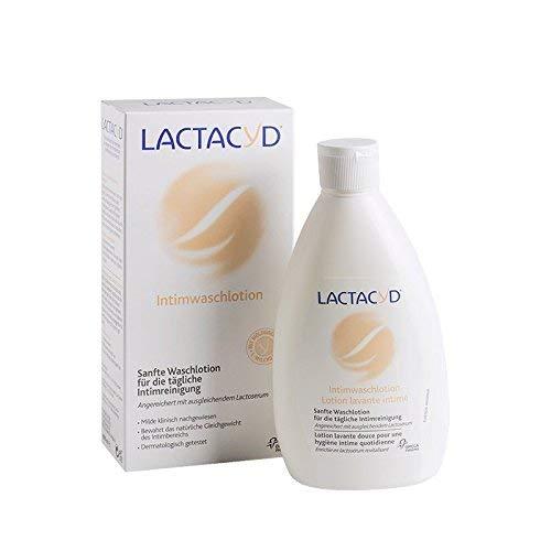 2x 200ml Lactacyd Intimwaschlotion. Für die tägliche Intimpflege.