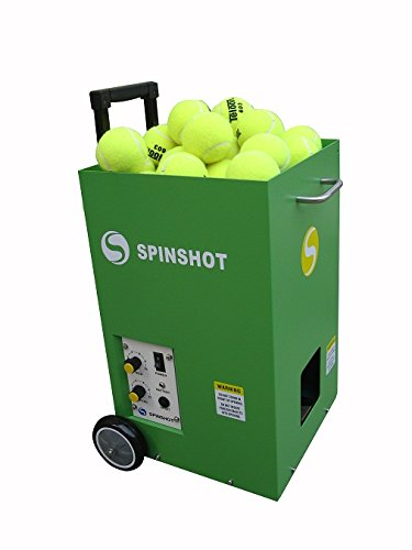 Spinshot Lite Tennis Training Machine Basic Model (Best Model for Junior Player)