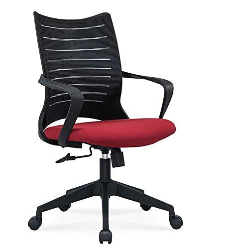 SMX grote en hoge bureaustoel, bureaustoelen met verstelbare zithoogte, armleuningen, hoofdsteun en Lumbarondersteuning, 360 graden draaibare computerstoel voor thuiskantoor studie