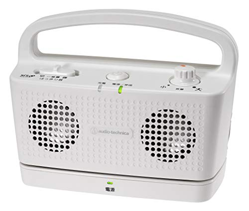 audio-technica デジタルワイヤレスステレオスピーカーシステム ホワイト AT-SP767XTV WH