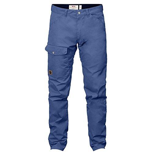 Fjällräven Herren Greenland Jeans Long Hose, Deep Blue, 54