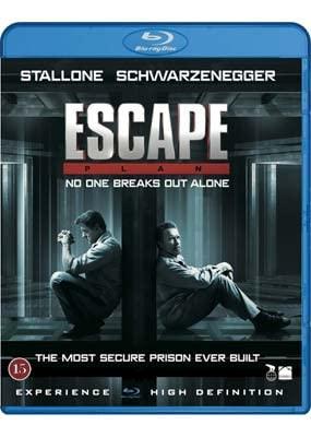 NORDISK FILM Escape Plan - Blu Ray
