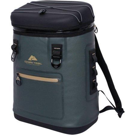 Ozark Trail.. Premium Backpack Cooler, (Green)