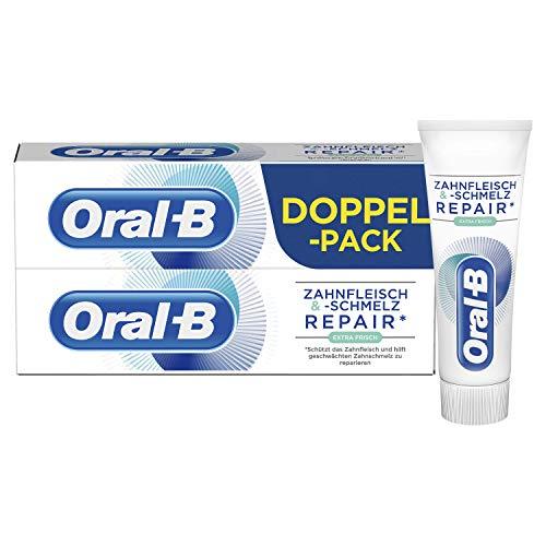 Oral-B Zahnfleisch und -schmelz Repair Extra Frisch Zahnpasta, 75 ml
