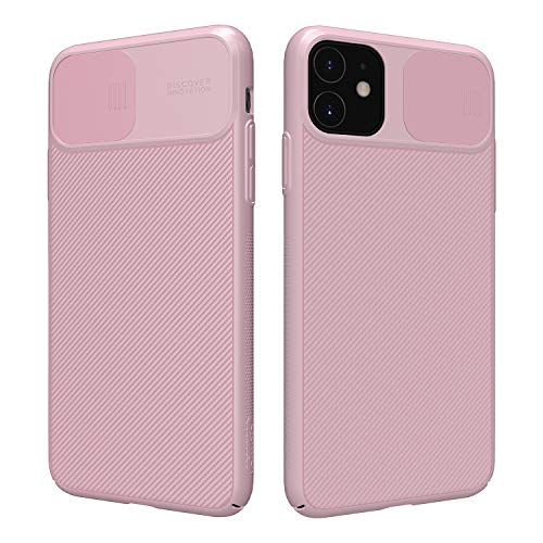 Nillkin iPhone 11 Pro Case, CamShield Series Case with Slide Camera Cover, Slim Stylish Protective case for iPhone 11 Pro 5.8 inch (2019) - Pink