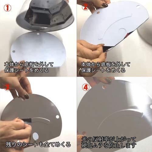 SHINYGELシャイニージェルジェルネイル用LEDランプ16W(ジェルネイル用LEDライト)