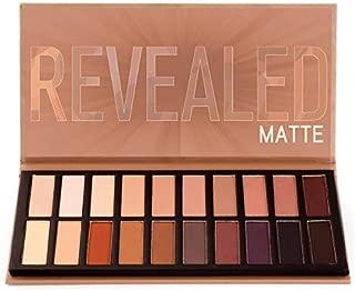 Revealed Matte eyeshadow Palette