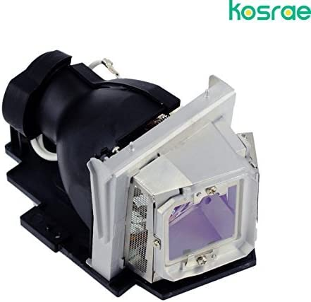 KOSRAE Replacement Lamp for 4210X / 725-10134/317-1135 Dell 4210X / 4310WX / 4610X Projector with Housing