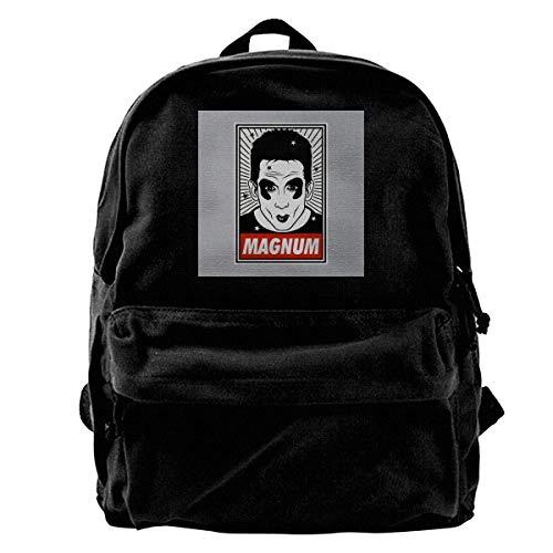 College Bag Mochila De Lona Zoolander Ridículamente Guapa, Anime, para Adultos, para La Universidad, Regalo, Impresión, Estudiante, Cumpleaños, Viaje, Portátil, Escuela, Duradera,