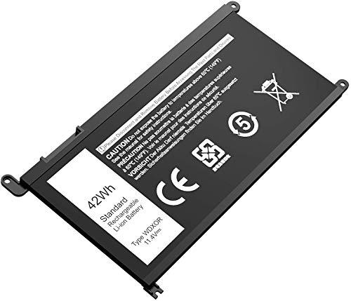 New WDX0R T2JX4 3CRH3 FC92N Laptop Batería para DELL Inspiron 15 5568 13 7368 3crh3 I7368-0027 15 5565 5567 5578 7560 7570 7579 7569 P58F Series 17 5765 5767 42Wh 3500mAh