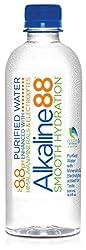 commercial Alkaline 88 pack 24 pieces, bottled water, 500 ml alkaline waters