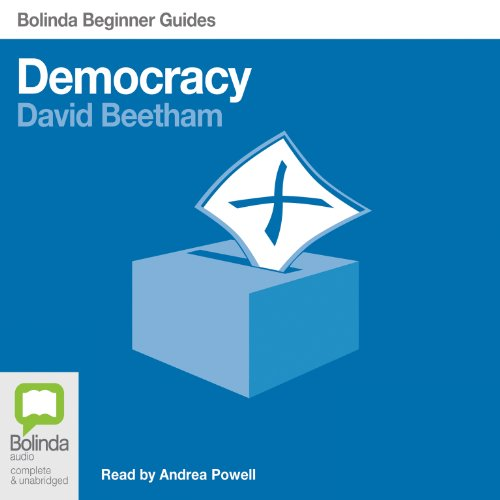 Democracy: Bolinda Beginner Guides audiobook cover art