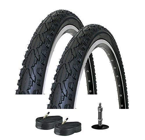 Kenda 2 X K-935 Cubierta de Neumático Rueda + 2 Mangueras Dv 16 X 1.75-47-305