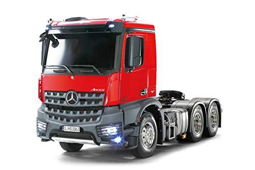 Tamiya 1:14 RC Truck - LKW Masterwork MB Actros 3363 fertig aufgebaut, lackiert Full Option