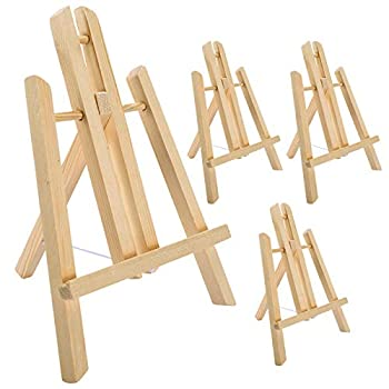 Best small wooden easels Reviews