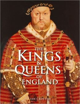 Hardcover Kings and Queens of England Book