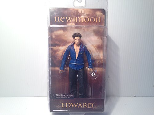 Twilight - Edward Cullen 7 Pulgadas Altura - Luna Nueva Serie 2