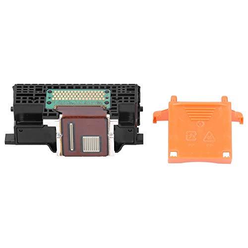 Cabezal de impresión a Todo Color con Soporte Naranja, Cabezal de impresión QY6‑0078 para Impresora Canon MG6220 MG6140 MG6180 MG6100 MG6150 MG6200 MG6210, Accesorio de Impresora Profesional,