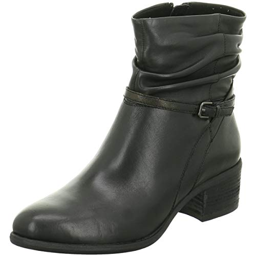 SPM Shoes & Boots dames laarzen 15400004-01-02002-01001 zwart 737263