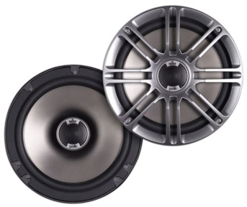 """Price comparison product image Polk Audio DB651 Polk 6.5"""" Coaxial Speakers Silver"""