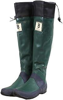 [日本野鳥の会] バードウォッチング長靴 【グリーン】(【SS】23cm?【3L】28cm)