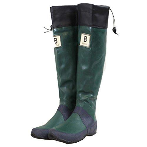 [日本野鳥の会] Wild Bird Society of Japan バードウォッチング長靴 3L(28.0cm) グリーン