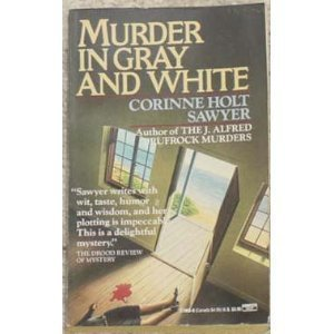 Murder in Gray and White 0449219658 Book Cover