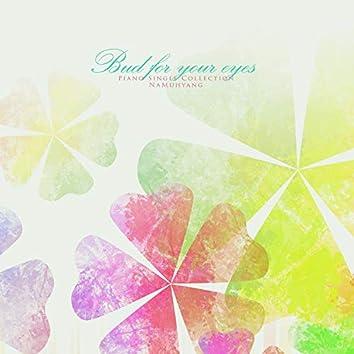 나의 눈에 꽃망울
