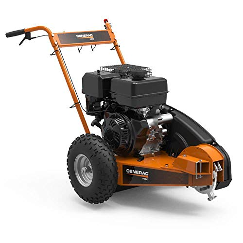 Generac ST47019GENG Pro Stump Grinder, Orange, Black