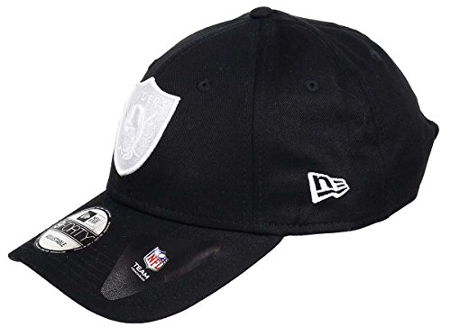 New Era Oakland Raiders - 9forty Adjustable Cap - League Essential - Black - One-Size