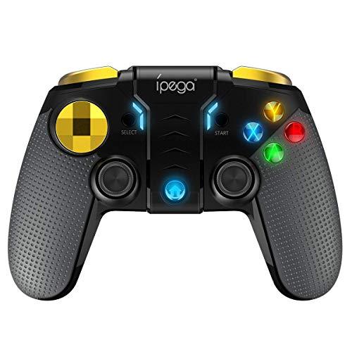 Yangsanjin Gamepad Bluetooth Smartphone iPega 9118 voor PUBG en soortgelijke spelen; iOS apparaten (iPhone en iPad); Android Smartphone, Android TV Box, Windows