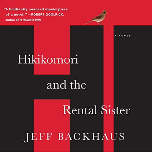 Hikikomori and the Rental Sister audiobook cover art