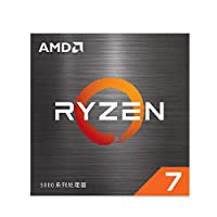 xiaoxioaguo CPUシリーズ75800Xプロセッサ8コア16スレッド3.8GHz105WAM4インターフェイスボックス化CPU