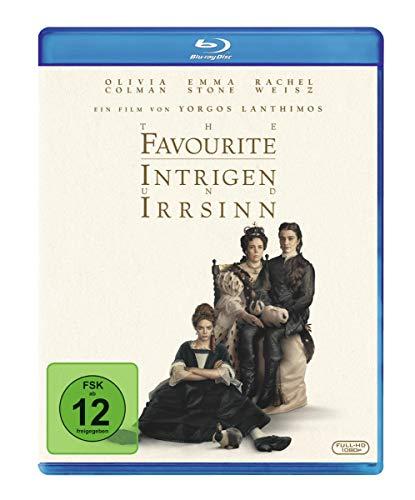 The Favourite - Intrigen und Irrsinn [Blu-ray]