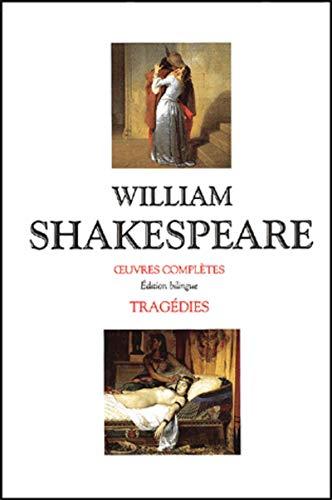 Tragédies : Edition bilingue anglais-français (coffret de 2 volumes)