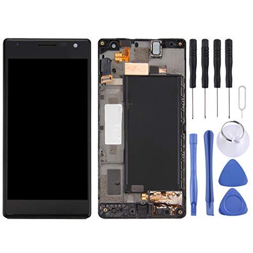 Nokia - Schermo LCD di ricambio e digitalizzatore per Nokia Lumia 735 Nokia