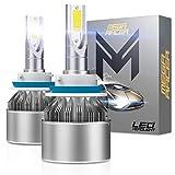 Mega Racer H11/H8/H9/H16 LED Headlight Bulbs...